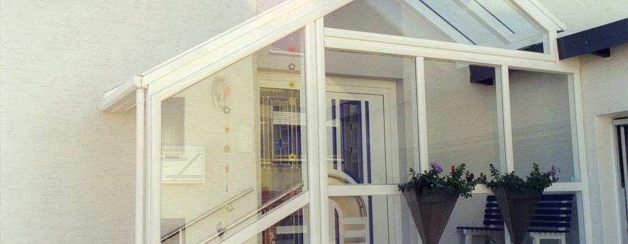 rhein main wintergarten vordach oder hausvord cher. Black Bedroom Furniture Sets. Home Design Ideas